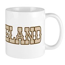cleveland (western) Mug