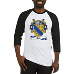 Mar Family Crest Baseball Jersey