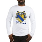 Mar Family Crest Long Sleeve T-Shirt