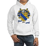 Mar Family Crest Hooded Sweatshirt