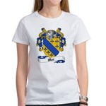 Mar Family Crest Women's T-Shirt