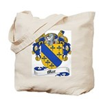 Mar Family Crest Tote Bag
