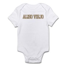 aliso viejo (western) Infant Bodysuit