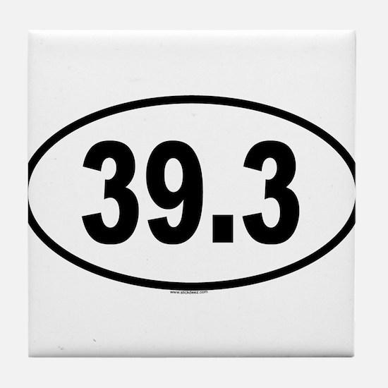 39.3 Tile Coaster
