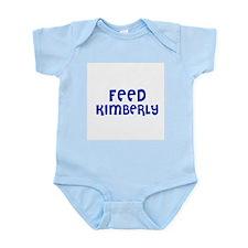 Feed Kimberly Infant Creeper