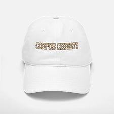 corpus christi (western) Baseball Baseball Cap