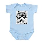 Martin Family Crest Infant Creeper