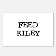 Feed Kiley Postcards (Package of 8)
