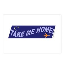 *NEW DESIGN* Take Me Home! Postcards (Package of 8