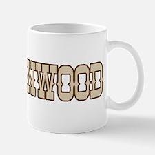 lynwood (western) Mug