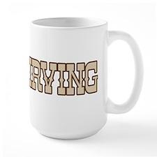 irving (western) Mug