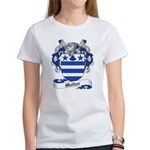 Mather Family Crest Women's T-Shirt