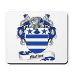 Mather Family Crest Mousepad