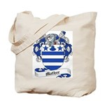 Mather Family Crest Tote Bag