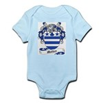 Mather Family Crest Infant Creeper