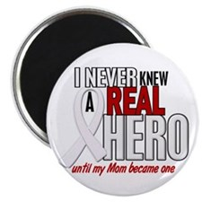 Never Knew A Hero 2 PEARL (Mom) Magnet