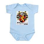 Matheson Family Crest Infant Creeper