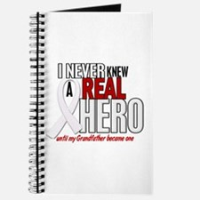 Never Knew A Hero 2 PEARL (Grandfather) Journal