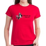 Where's My Hose At? Women's Dark T-Shirt
