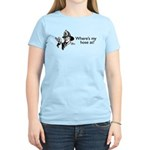 Where's My Hose At? Women's Light T-Shirt