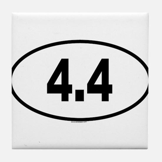 4.4 Tile Coaster