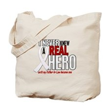 Never Knew A Hero 2 PEARL (Father-In-Law) Tote Bag