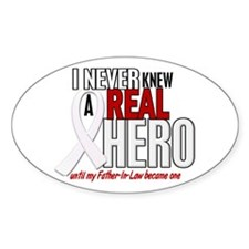 Never Knew A Hero 2 PEARL (Father-In-Law) Decal