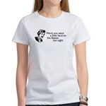 Hard on the Beaver Women's T-Shirt