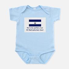 Perfect El Salvadorian Infant Bodysuit