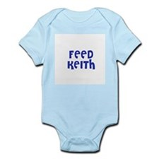 Feed Keith Infant Creeper