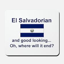 Gd Lkg El Salvadorian Mousepad