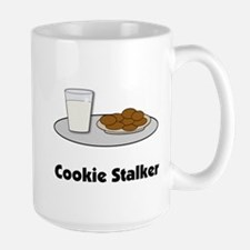 Cookie Stalker Large Mug