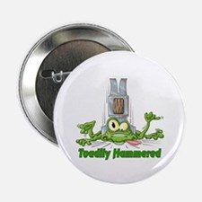"""Toadily Hammered 2.25"""" Button (10 pack)"""