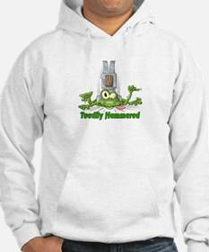 Toadily Hammered Jumper Hoody