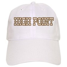high point (western) Baseball Cap