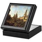 Red Square Moscow Keepsake Box
