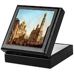 Cathedral Square Kremlin Keepsake Box
