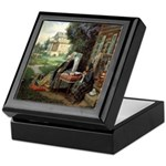 Everything In The Past Keepsake Box