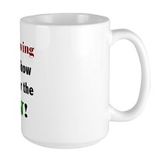 Compassion for the Born! Mug