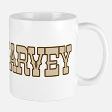 harvey (western) Small Mugs