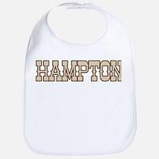 hampton (western) Bib