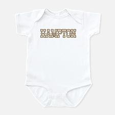 hampton (western) Infant Bodysuit