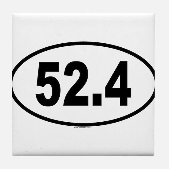 52.4 Tile Coaster