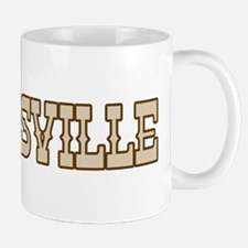kingsville (western) Mug