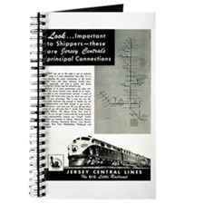 Jersey Central Lines Journal
