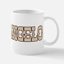 san angelo (western) Mug