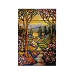 Tiffany Landscape Magnets (10 pack)