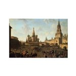Red Square Moscow Magnets (10 pack)