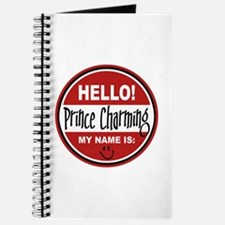 Hello my name is Prince Charming Journal