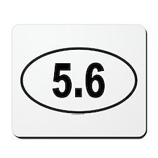 5.6 Mousepad